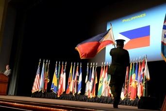 Flag ceremony marks start of CGSOC class