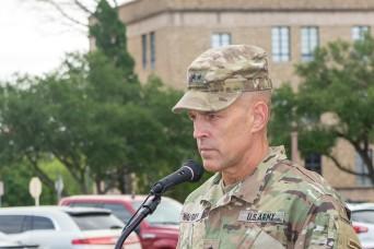 U.S. Army South remembers 9/11