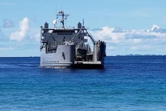 US Army demonstrates commitment to Palau following Defense Secretary visit