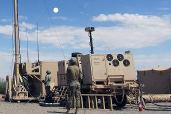 Ft. Bliss Air Defense Soldiers provide data testing new Integrated Air and Missile Defense system