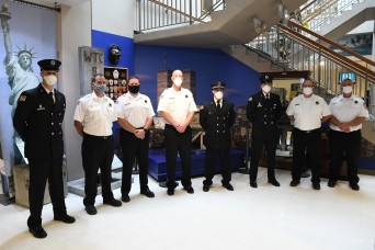 Fort Drum first responders, community members commemorate 9/11 anniversary