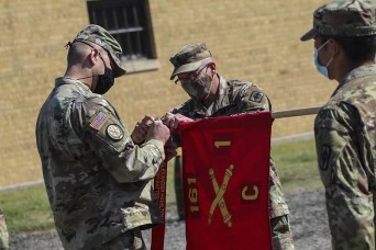 Kansas National Guard battery recognized as best in nation with Hamilton Award