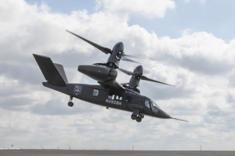 Army Experimental Test Pilots Fly Valor V-280