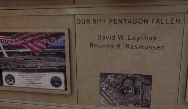 9/11 Pentagon Fallen