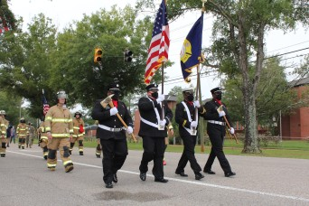 Fort Rucker remembers 9-11 during Tunnel to Towers Walk
