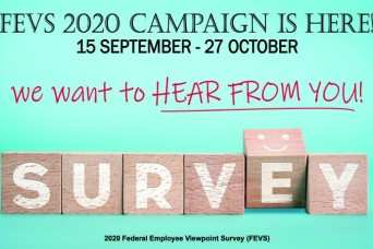 2020 FEVS participation 'more important than ever'
