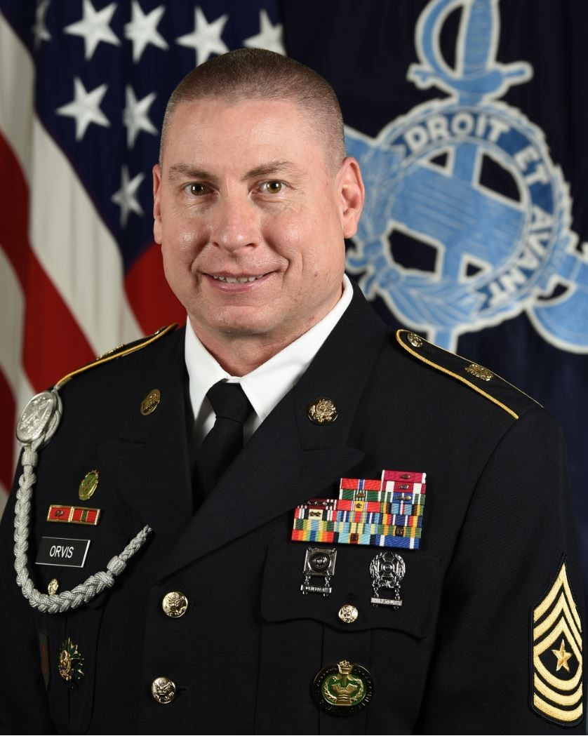 SGM Larry H. Orvis Jr.