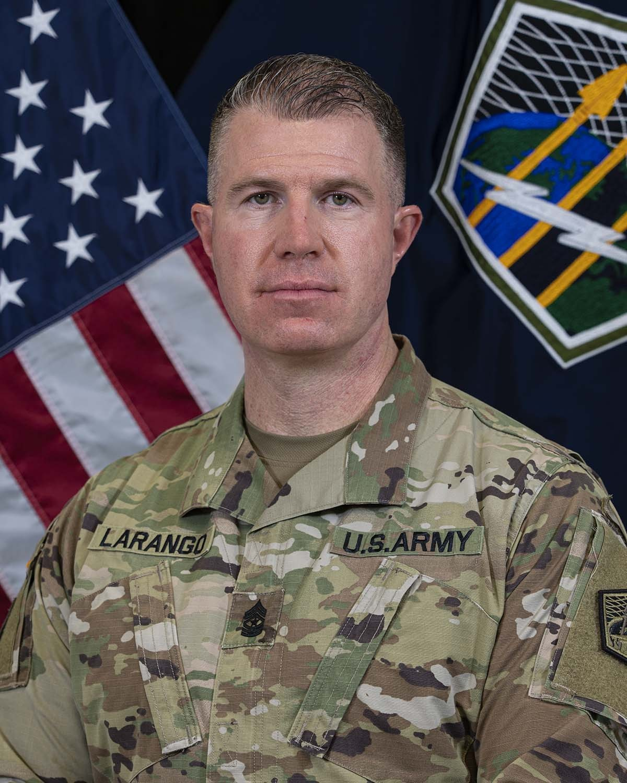 Sgt. Maj. Bart T. Larango