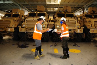 SDDC's 839th Transportation Battalion executes mission command of strategic seaport operation in Livorno, Italy