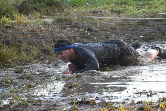 Masked in mud: Getting down and dirty at Fort Drum's Mountain Mudder