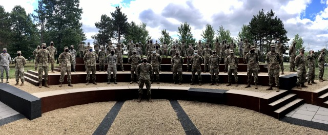 Massachusetts GAFB competition boosts service members' morale