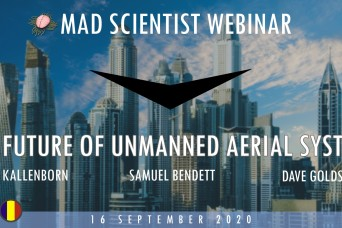 Swarm Warning: The Future of Unmanned Aerial Systems