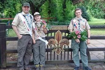 USAG Okinawa garrison commander plants seeds of volunteerism