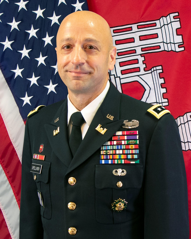 Lt. Gen. Scott A. Spellmon