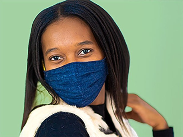 The Center's for Disease Control and Prevention has issued guidelines on the wearing of masks and face coverings.  The current guidelines discourage the use of masks with exhalation valves.  (Courtesy photo of the CDC)