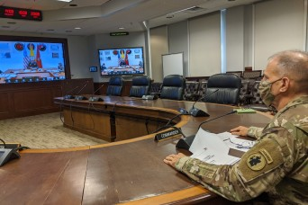 U.S., Colombian Army Bilateral Staff Talks essential to interoperability, stability in Western Hemisphere