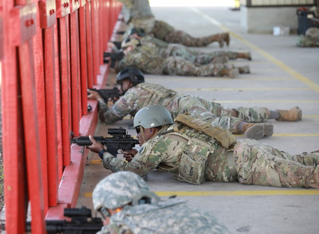 U.S. Army South hosts first Joint Armies Military Proficiency Competition