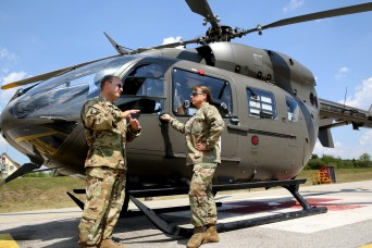 Army Guard command CWO reflects on 2 years in the position