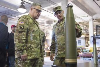 Army seeks funding to modernize ammo manufacturing capabi...