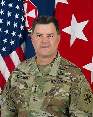 Lieutenant General Willard M. Burleson III