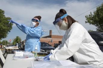 W.Va. Guard focus shifts to increasing testing capacity
