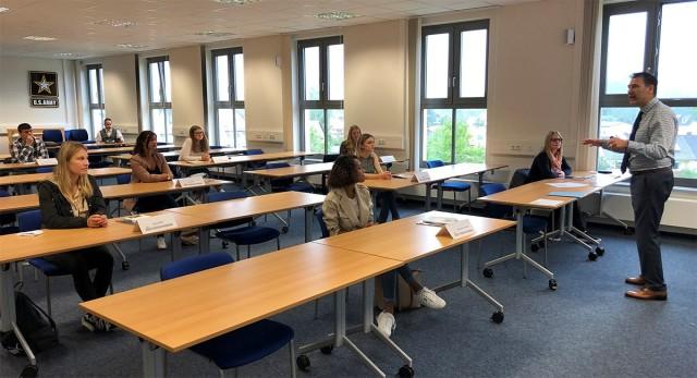 Apprenticeship season kicks off with 9 new trainees