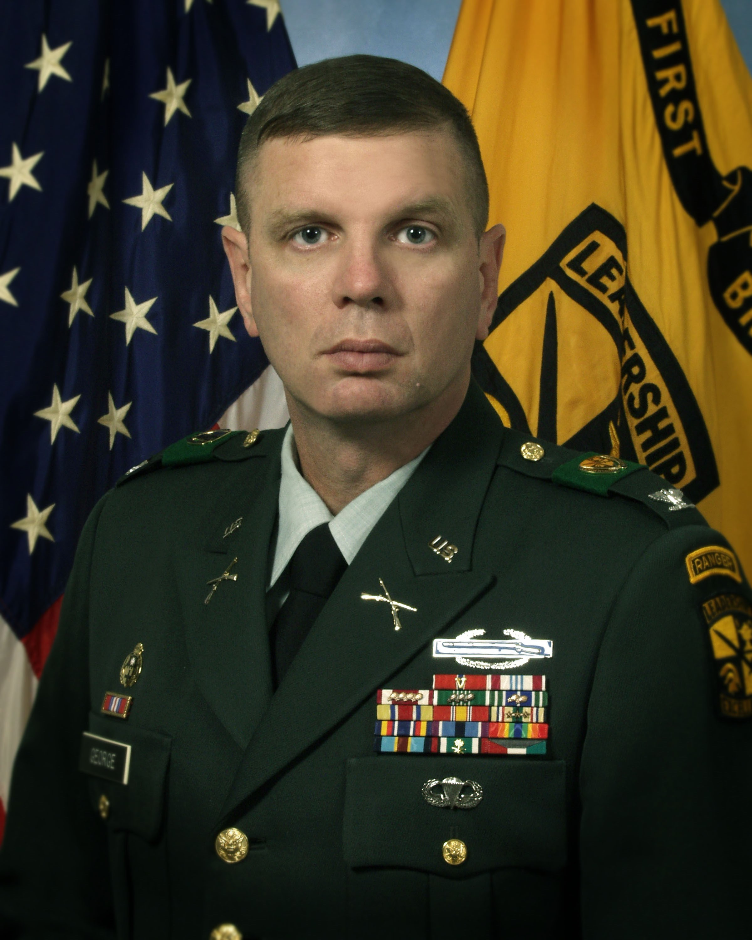 Col. Keith George