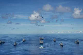 Valiant Shield 2020: Joint force training to protect the Indo-Pacific