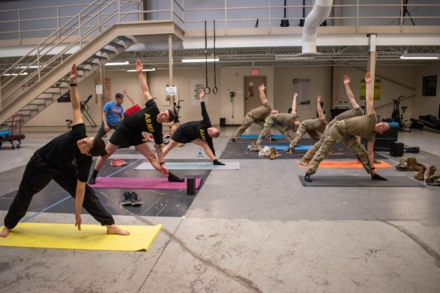 Holistic health added to Army fitness doctrine