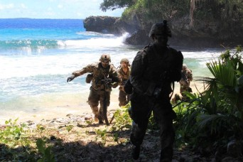 Task Force Oceania plays pivotal role in Defender Pacific 2020