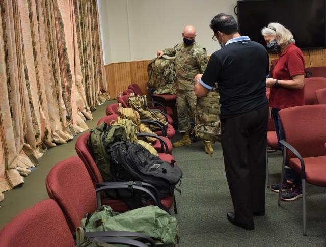 Evolution of Combat Medic Bag