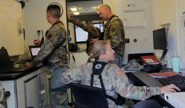 Alaska Guard members assisted  lab with COVID-19 testing