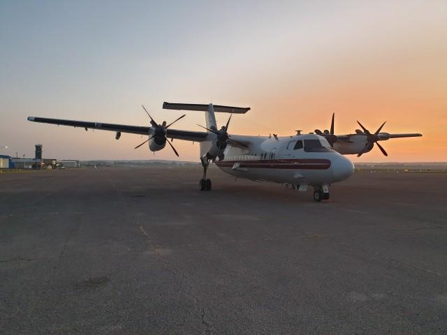 Newest ARL Awaits Flight to Korea