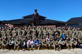 W.Va. Guard Soldiers learn skills at Master Resilience Training