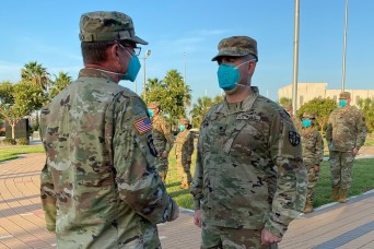 Army Reserve medic reflects on federal COVID-19 response mobilization