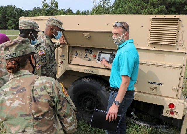 Army advances battlefield power systems for mobility, efficiency