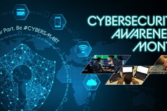 DoD and Army Leaders Kick off Cybersecurity Awareness Month 2020