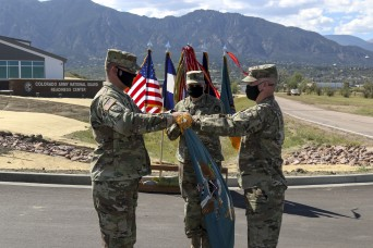 117th Space Battalion shifts to 100th Missile Defense Brigade