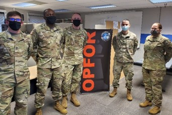 Maryland National Guard Soldiers Participate in National Cyber Exercise