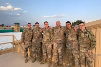 Army Space Support Team 5 last in Afghanistan