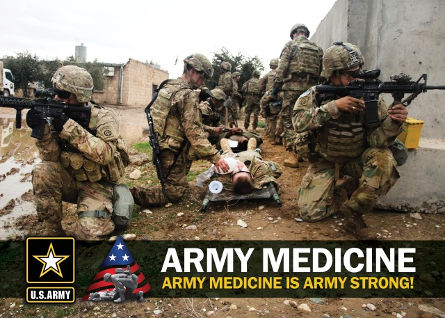 "The goal of AUSA's annual meeting is to enhance Soldiers' and Army leaders' professional development. Supporting Army Chief of Staff's focus on ""people first,"" Army Medicine seeks to ensure that our Soldiers always get the care they need—whether in the medical center or on the battlefield."