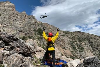 Colorado Hoist Rescue team, CONG partner to save lives