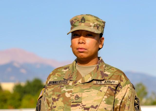 Belizean upbringing shaped 100th Missile Defense Brigade Soldier's life