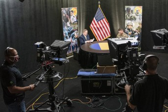 U.S. Army Training and Doctrine Command webinar discusses Diversity, Equality and Inclusion