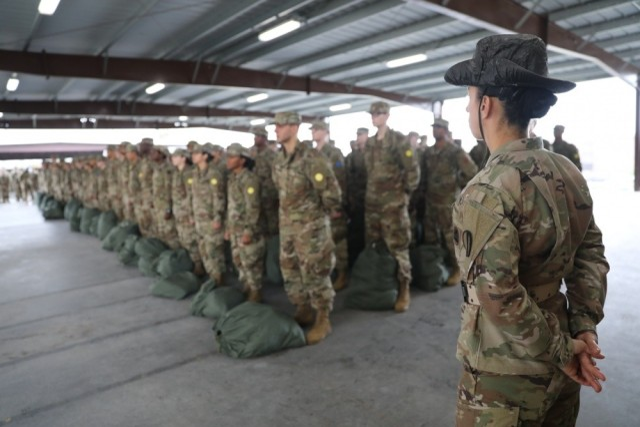 Army surpasses end-strength goal despite COVID-19 pitfalls