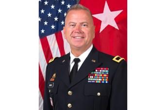 Brig. Gen. Vincent Barker assumes Deputy IG post