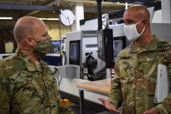 Army reform plan to improve manufacturing facility safety, flexibility