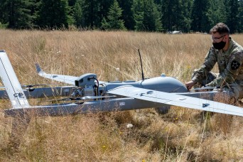 1-2 SBCT Soldiers assist in unmanned aerial system modernization