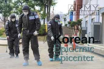 Korean Pandemic Epicenter: Sustaining, Protecting the Force Amid COVID-19