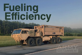 Fueling Efficiency: Modular Fuel System, Components Provide Value to Commanders